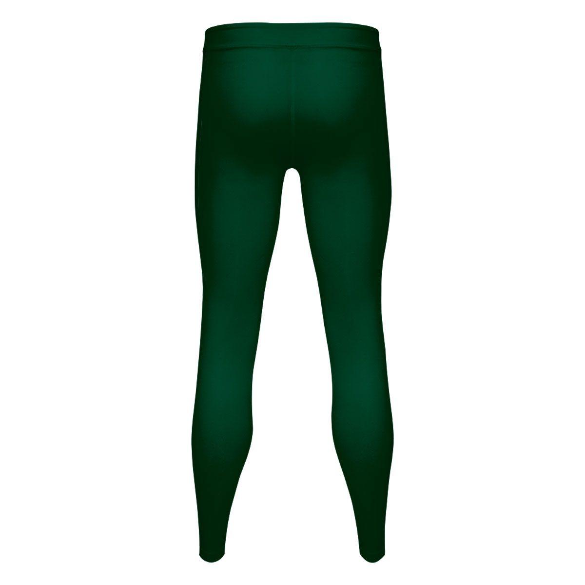 c2515e6ae1 Ladies Compression Tights - Dark Green - Blackchrome