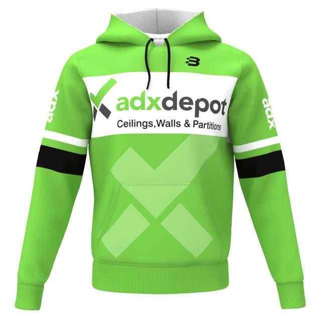 Custom Cycling Apparel - Hoodies