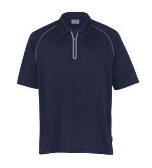 Dri Gear Dimension Polo - DGDP - Navy/Aluminum