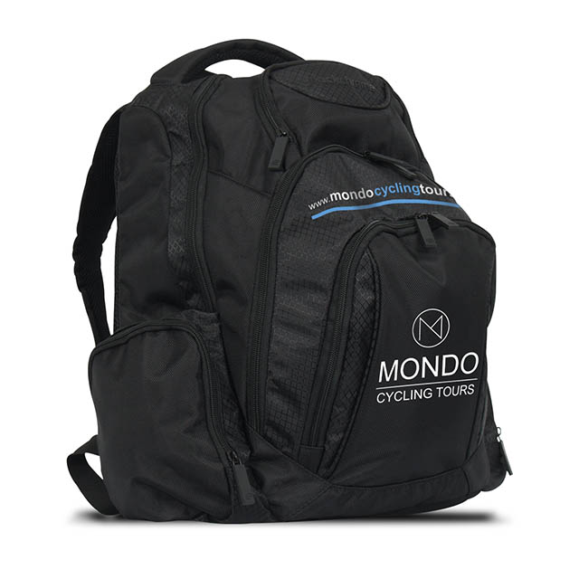 Elite Backpack - Black - Modo Cycle Tours