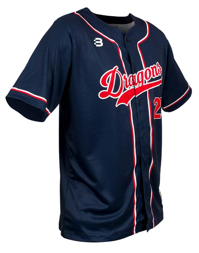 Custom Baseball Club Jersey