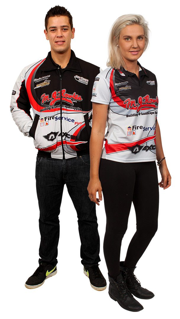 Motorsport Team Uniform