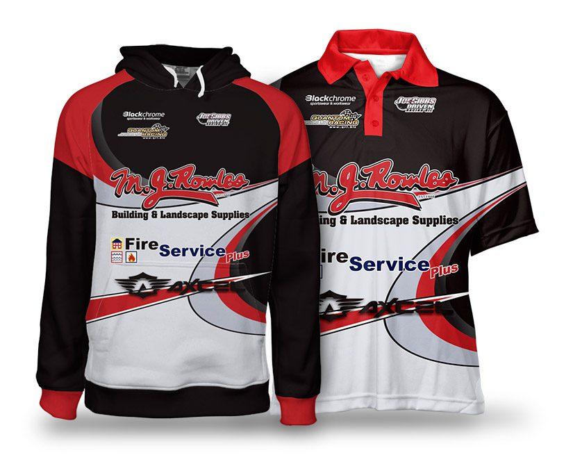 Motorsport Outerwear
