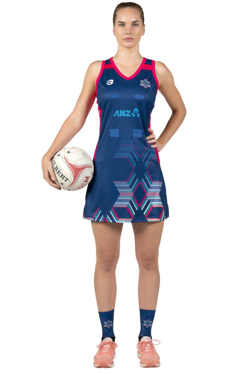 Netball-On-Court - pro dress