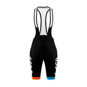 Global Cycle Rides - Ladies Performance Fit Bibs - VL64849 - Front
