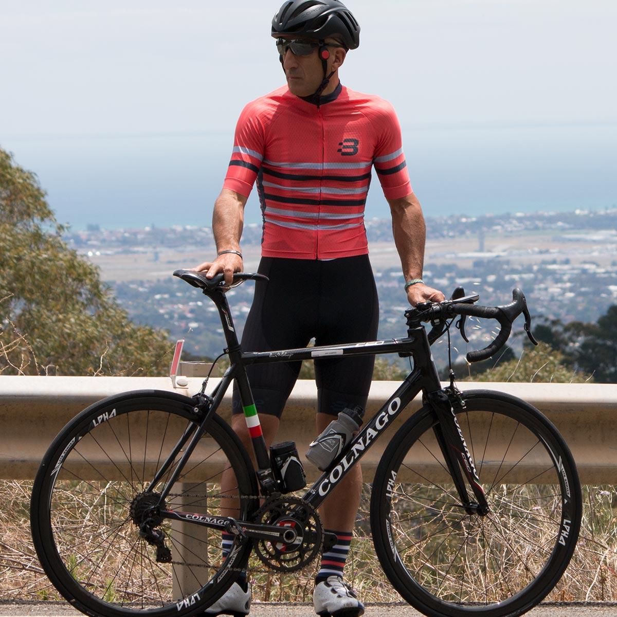 ... Mens Rails v2.0 Pro Fit - Cycling Jersey  2 - VL67953 - Full  Womens ... 95a7af04b
