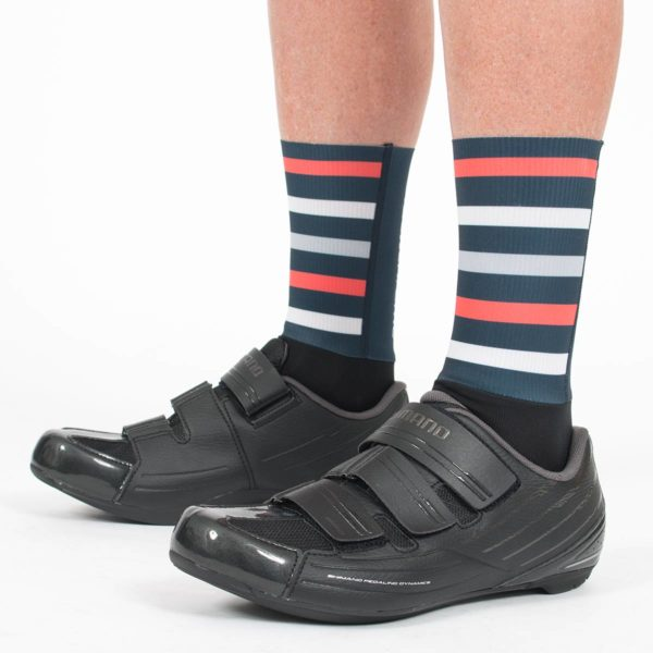 Unisex Rails v2.0 - Cycling Socks - VL66967 - Front On