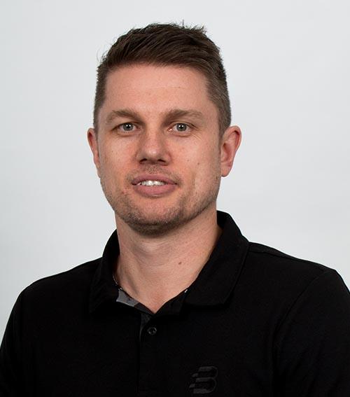 Brett McMahon