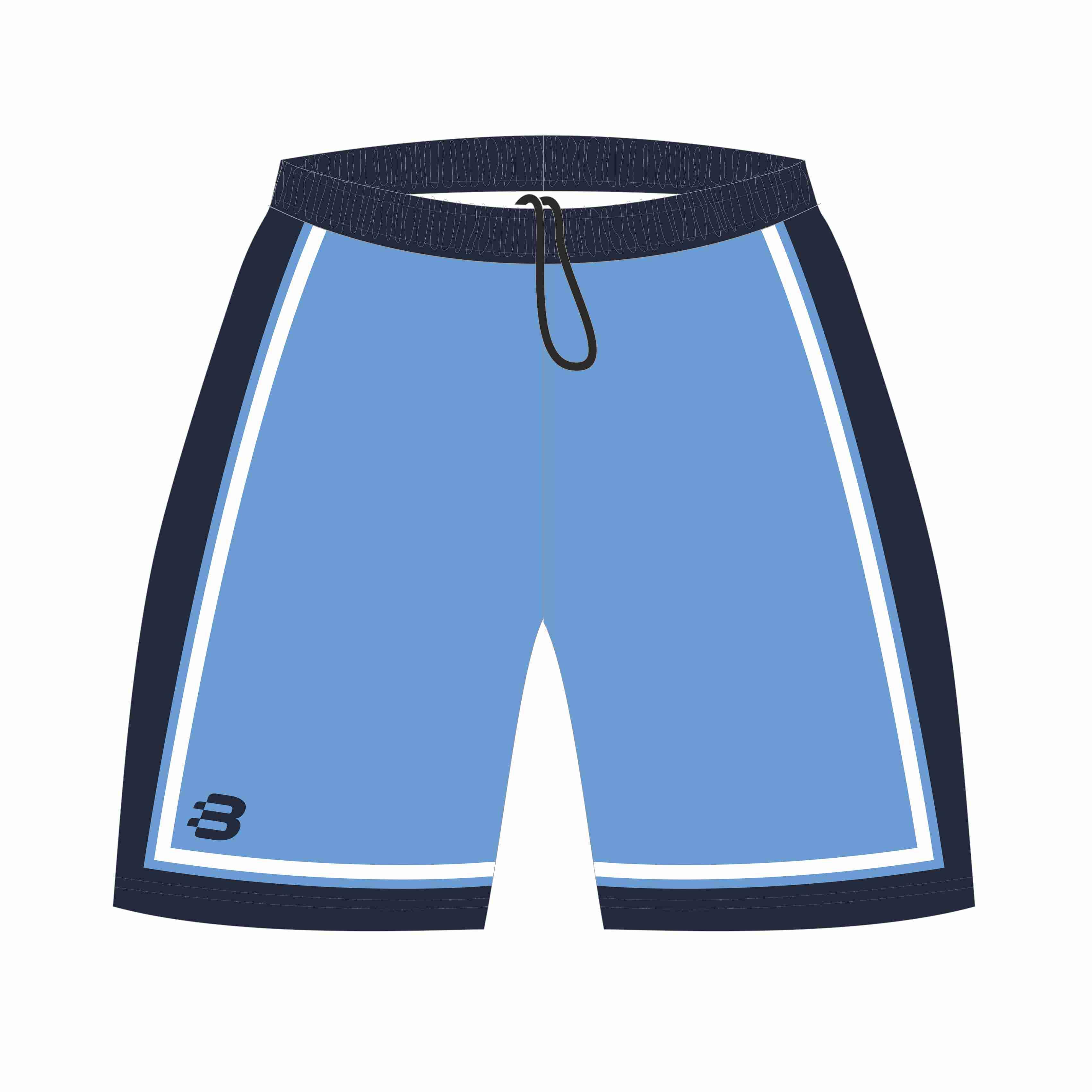 Sturt Sabres - Mens Basketball Shorts