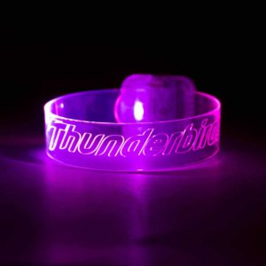 Adelaide Thunderbirds - glow band