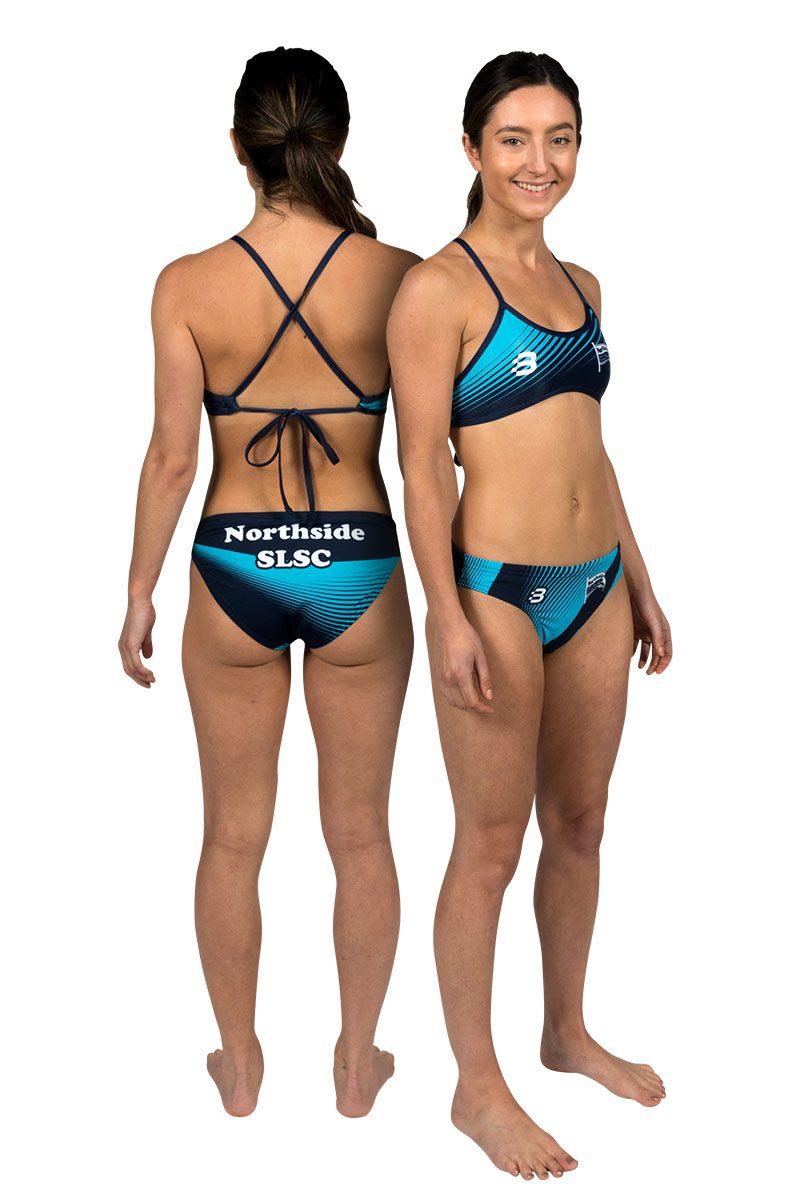 Custom Women's Swimwear - Two Piece