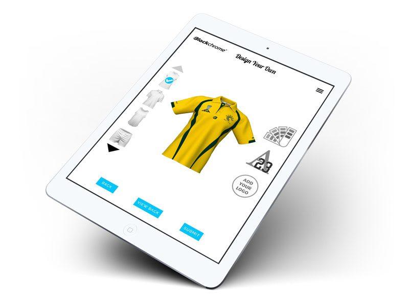 Design Your Own Cricket Uniform