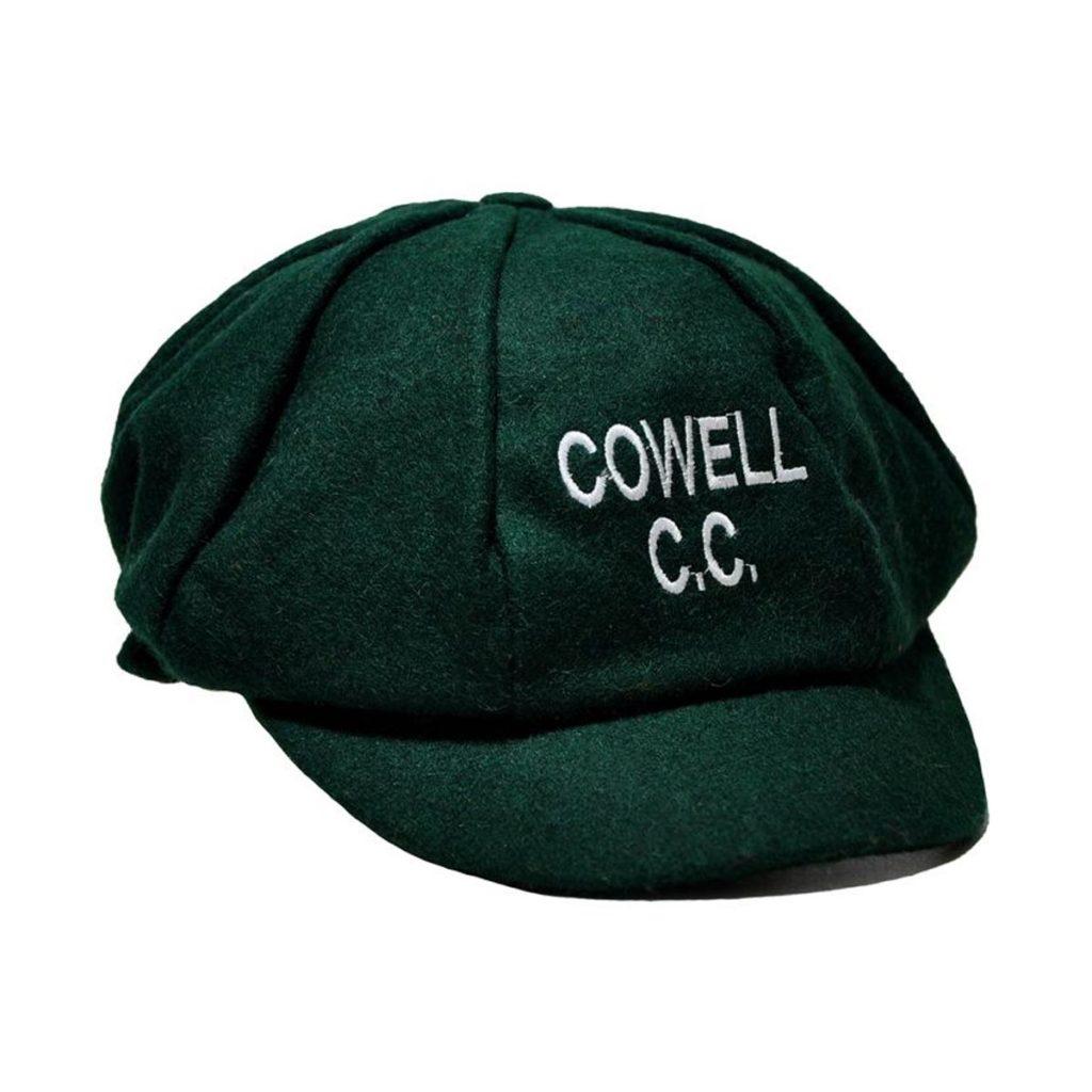 Custom Baggy Green Cricket Cap