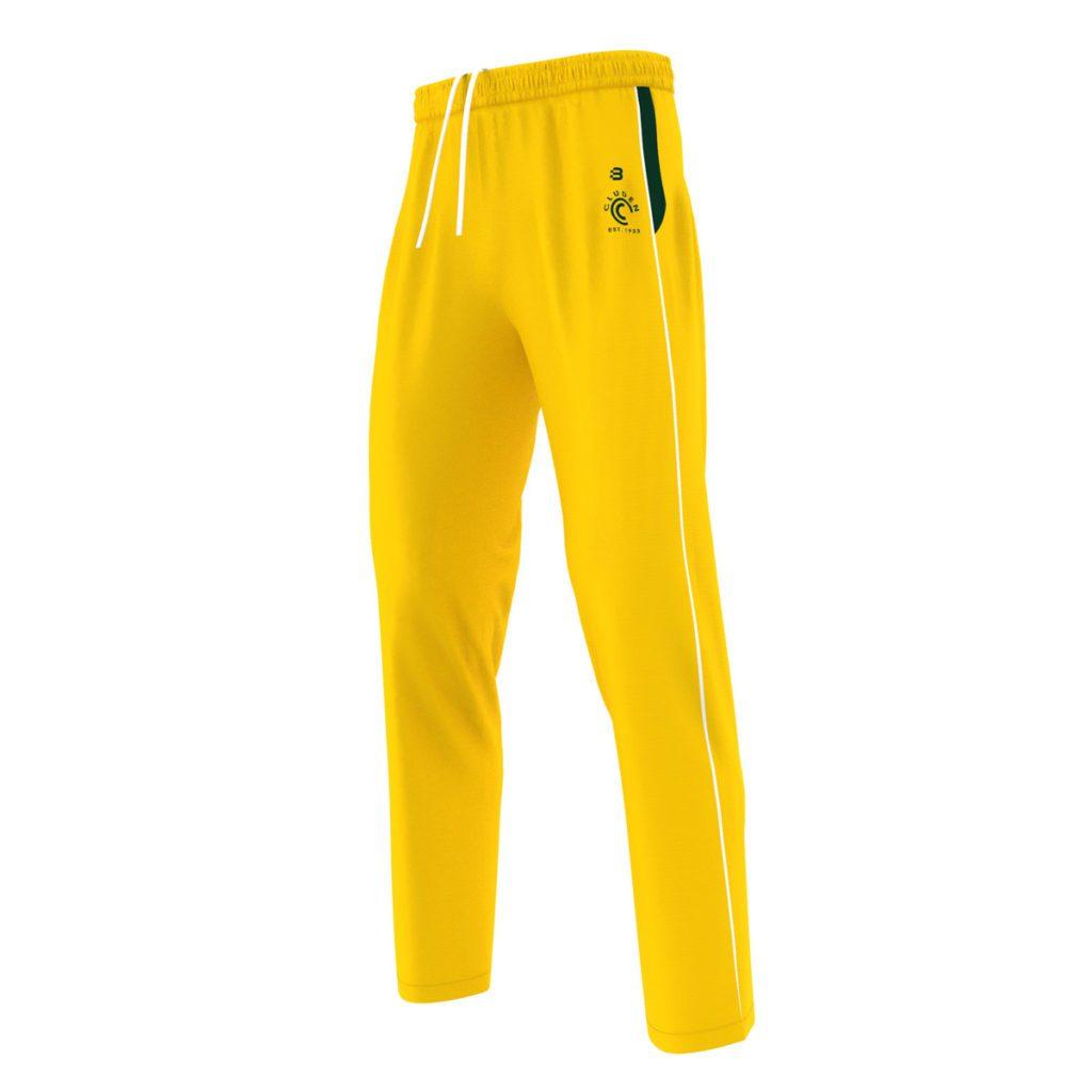 Custom Club Cricket Pants