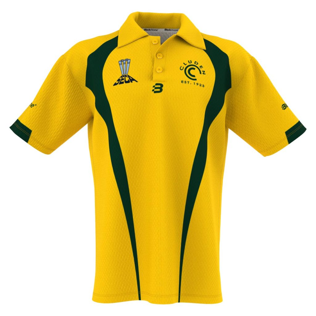 Custom Cricket Club polos - Any Design, Unlimited Colours and Logos