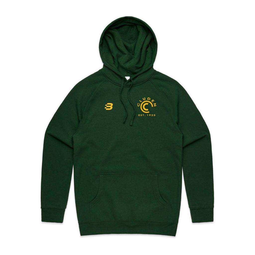 Semi Custom Cricket Hoodies - Add your club logo