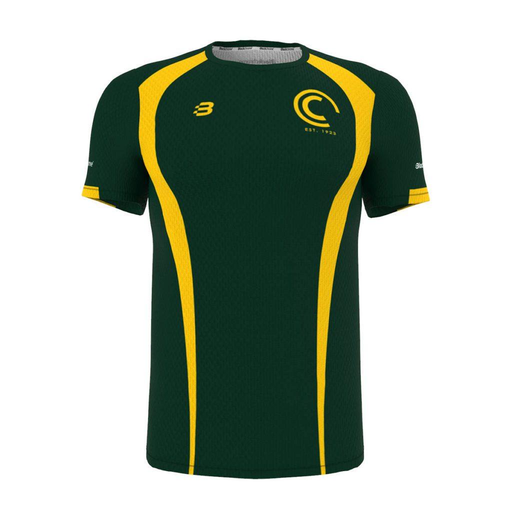 Custom Cricket Training T-shirts