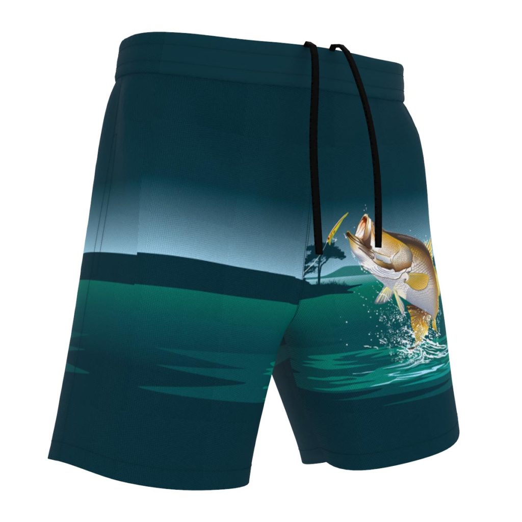 Custom Fishing Shorts - Unlimited Colours and Logos - Design Yours Now