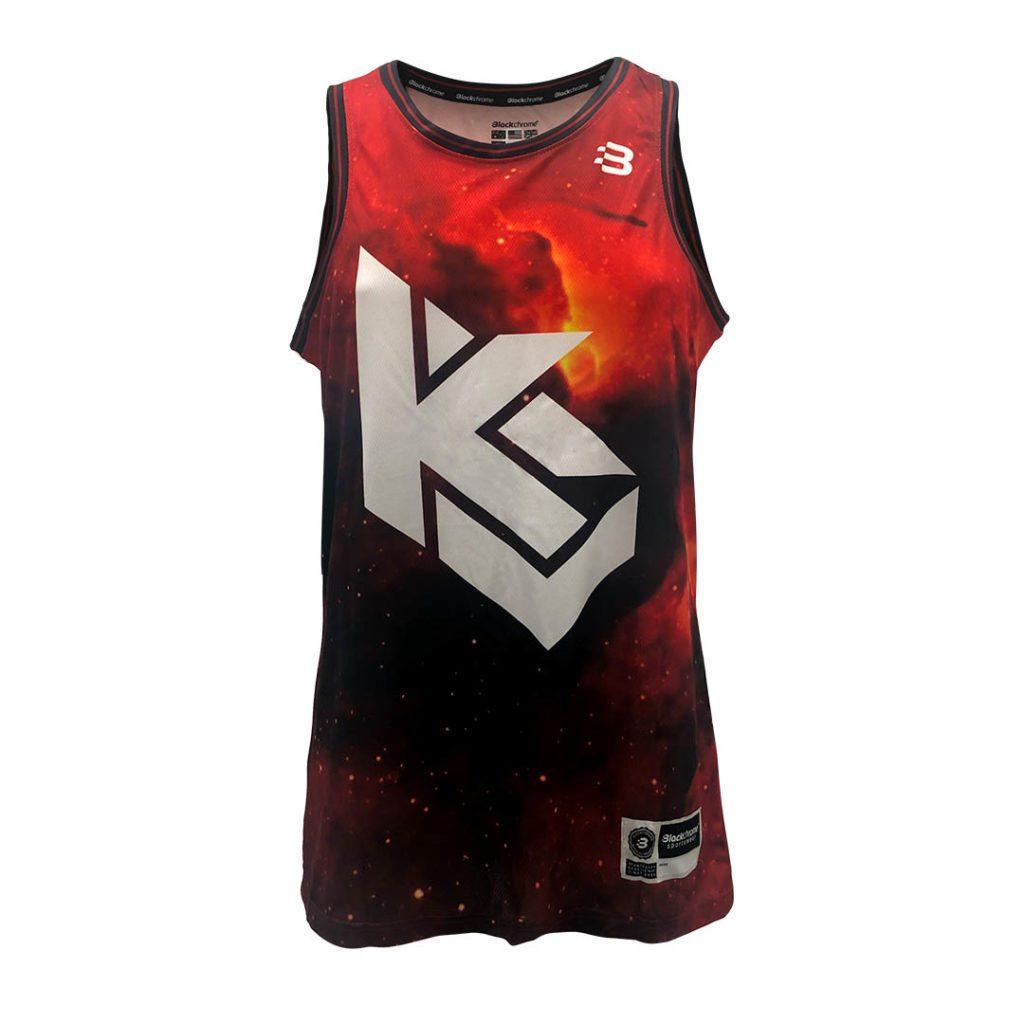 Custom NBA2K Esport Jersey - Killzmoi - front
