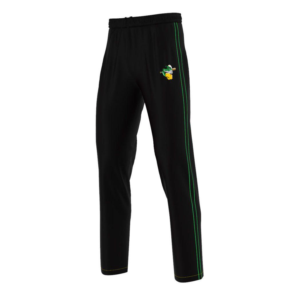 Custom Baseball Track Pants - Create Your Own Design, Add Your Logos & Sponsors