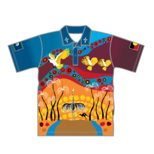 vl86338 - Holy Spirit - 052 - youth polo - front -2