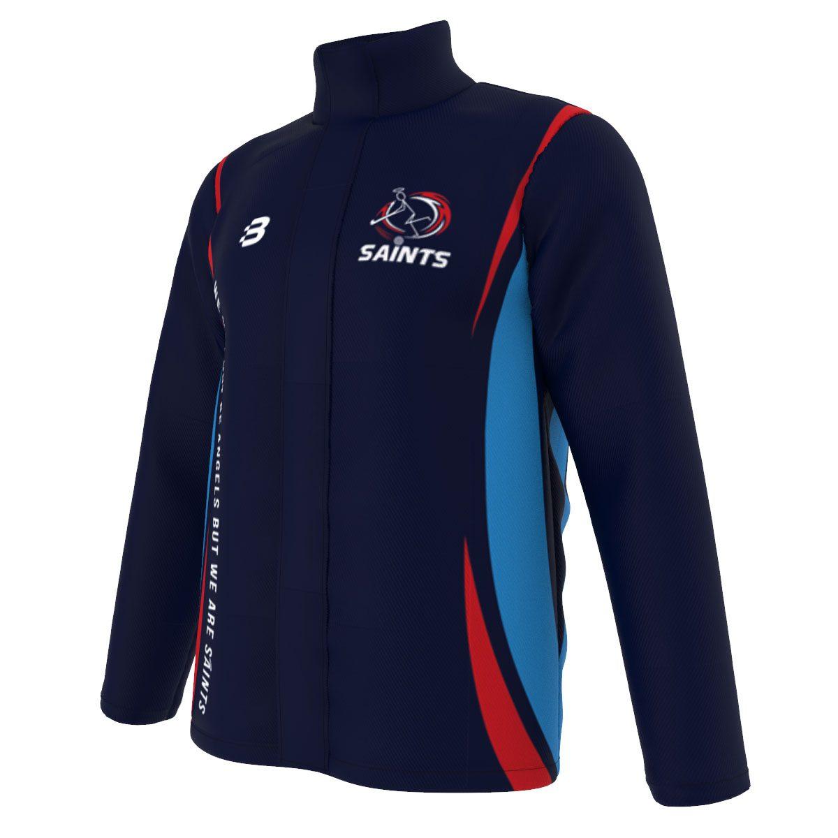 Custom Sublimated Hockey Stadium Jackets - Your Design, Unlimited Colours and Logos