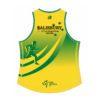 VL87509 - salisbury little athletics centre - womens singlet - bcack