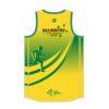 VL87510 - salisbury little athletics centre - youth singlet - back