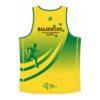 VL87511 - salisbury little athletics centre - mens singlet - back