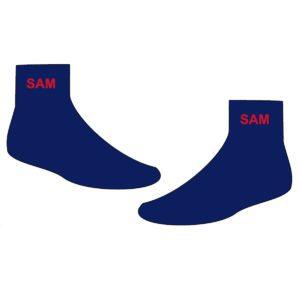 OS3565 - Basketball SA - Ankle Socks
