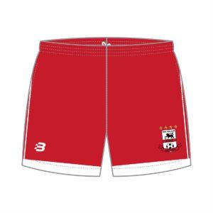 Para Hills East SC - 2021 Men's Training Shorts - Back