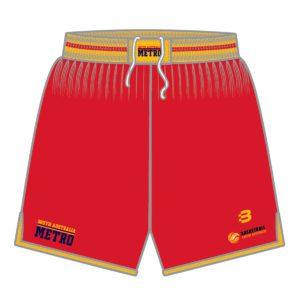 VL88301 - Basketball SA - 6200 basketball shorts - mens - adult - back