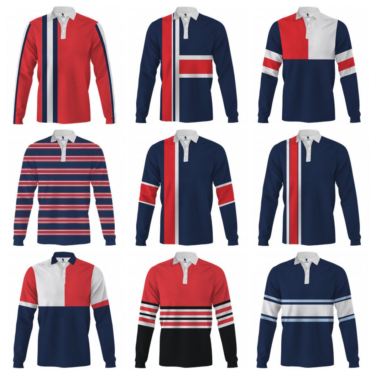 School Leavers - Knitted Jumpers - designs